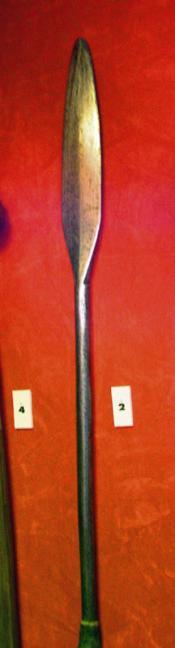 'Assegai' spear
