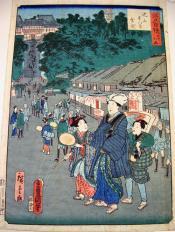 Nichiren's Memorial Day at Ikegami Honganji