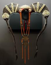 Khalka headdress