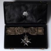 Medal, Cross of the Order of St John of Jerusalem, in Case