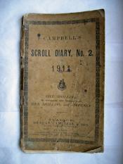 Diary written by Mary Slessor, 1911