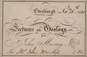 Invitation card, within the John Wanless papers
