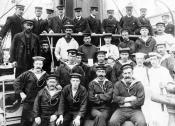 The Terra Nova crew