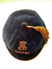 Sports Prize Cap 1897-98, Forfarshire Football Association Cup Winners