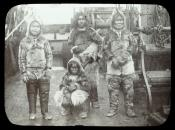 Group of Arctic Highlanders