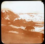 View of Godhaven, Greenland