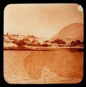Settlement of Lievely, Disko Island, Greenland