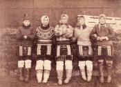 Godhaven Innuit Girls