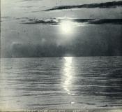 Midnight Sun off the North Cape