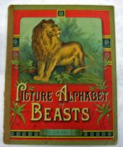 'Picture Alphabet of Beasts'