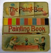 The Paint Box Painting Book.