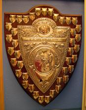 City of Dundee Bowling Association Trophy Shield, 1930-1976