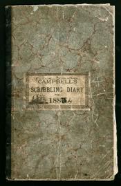Journal of the surgeon of 'Nova Zembla' 1884