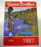 The Bonnie Scotland Calendar 1987