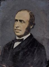 Portrait of Captain Gibb ( a whaling captain)