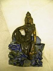 Chinese Buddhist deity