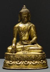"Figure of Gautama Buddha ""Shakyamuni"""
