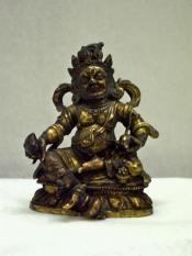 Figure of Vaisravana