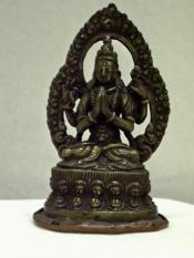 Figure of Avalokitsvara