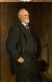 William Brownlee, D.L. (1836-1914) Provost of Dundee, 1878-1881