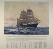 "Coloured print of ""Terra Nova"""