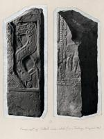 Pictish cross slab - click image to enlarge