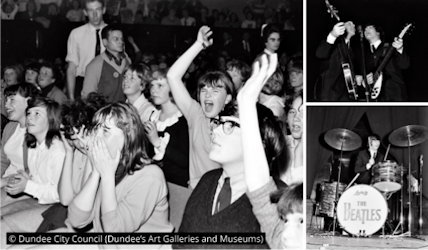 Beatlemania in Dundee